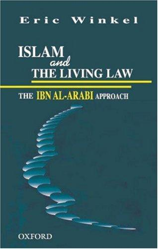 ISLAM AND THE LIVING LAW