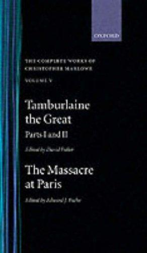 Download Tamburlaine the Great, parts 1 and 2