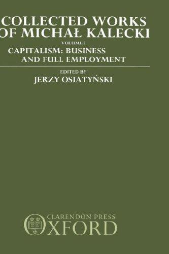 Capitalism, business cycles and full employment