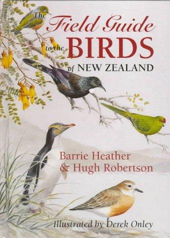 Download The field guide to the birds of New Zealand