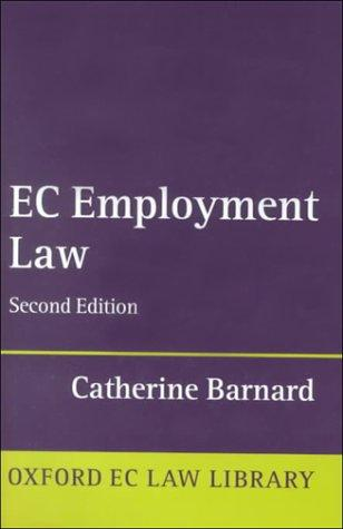 EC employment law