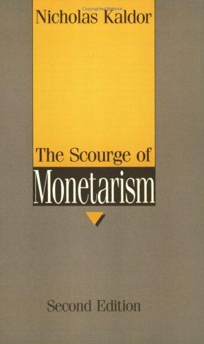 The scourge of monetarism