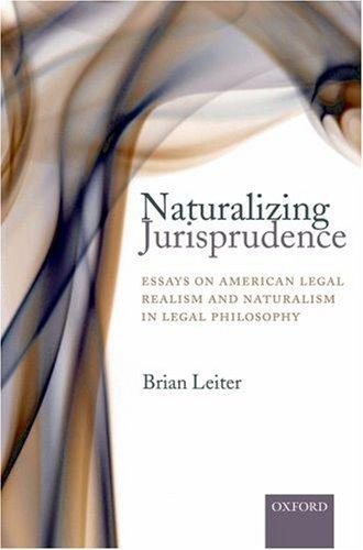 Naturalizing Jurisprudence