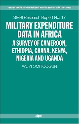 Download Military expenditure data in Africa