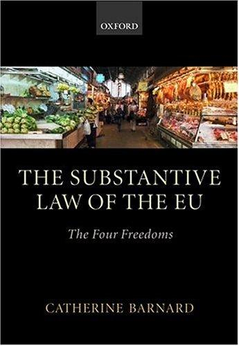 Download The substantive law of the EU