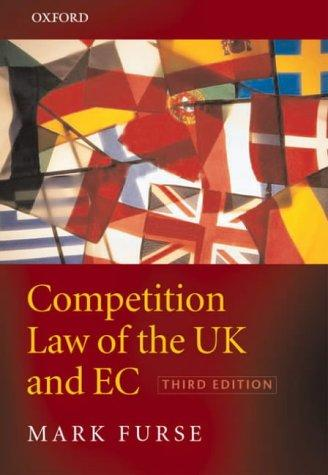 Download Competition law of the UK and EC