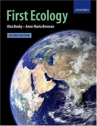Download First ecology