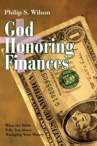 God Honoring Finances