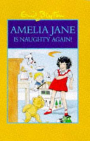 cover of  amelia jane is