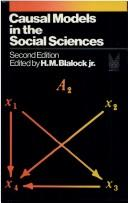 Causal Models in the Social Sciences