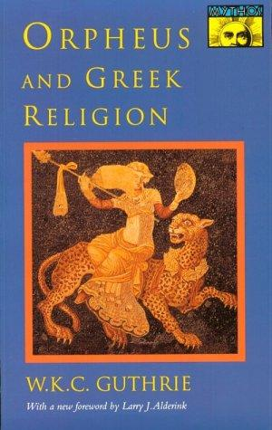 Orpheus and Greek religion