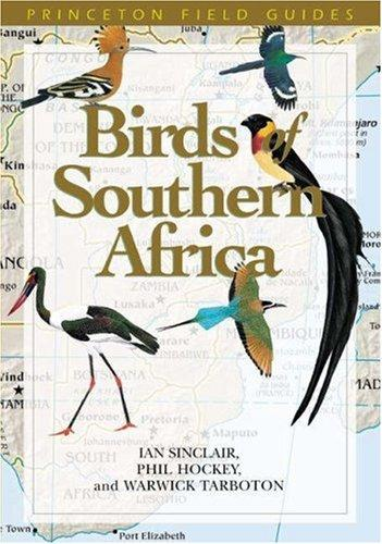 Birds of Southern Africa (Princeton Field Guides), Sinclair, Ian; Hockey, Phil; Tarboton, Warwick; Hayman, Peter (Illustrator); Arlott, Norman (Illustrator)