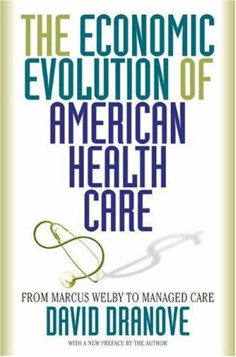 The Economic Evolution of American Health Care