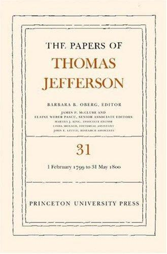 Papers by Thomas Jefferson