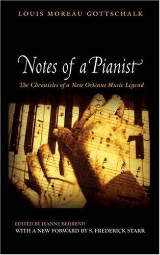 Download Notes of a Pianist