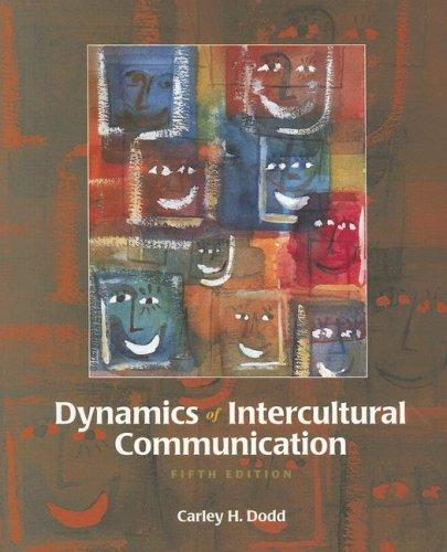 Dynamics of intercultural communication