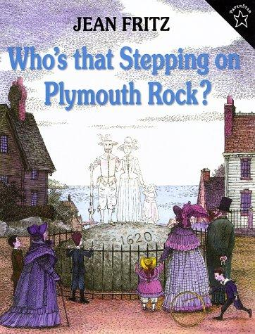 Download Who's That Stepping on Plymouth Rock?