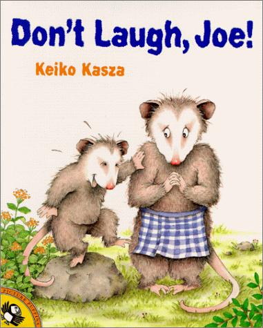Don't Laugh, Joe! (Picture Puffin Books)