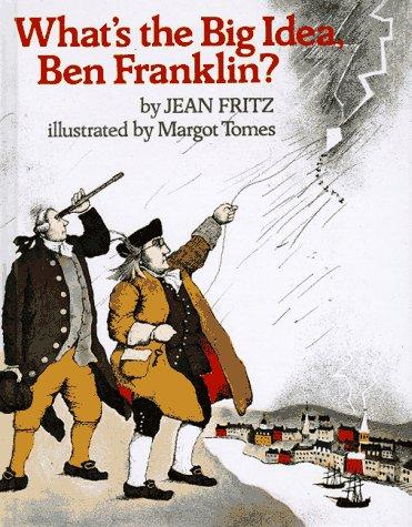 Download What's the big idea, Ben Franklin?