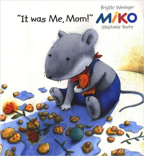 "Download Miko. ""It Was Me, Mom!"""