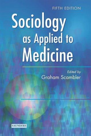 Download Sociology as Applied to Medicine