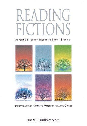 Reading fictions by Bronwyn Mellor