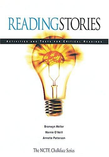Reading stories by Bronwyn Mellor