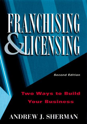 Download Franchising & licensing