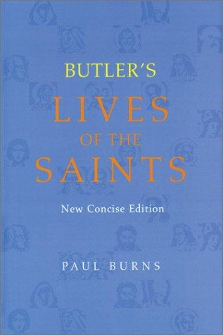 Download Butler's lives of the saints