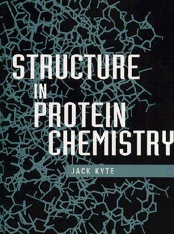 Download Structure in protein chemistry