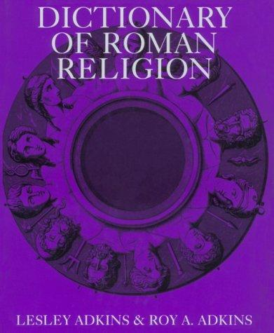 Download Dictionary of Roman religion