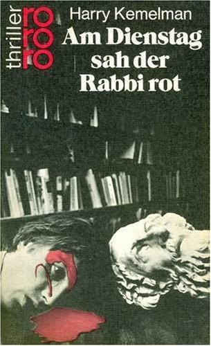 Download Tuesday the rabbi saw red.