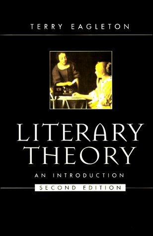 Literary theory by Terry Eagleton