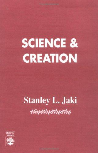 Science and creation by Stanley L. Jaki
