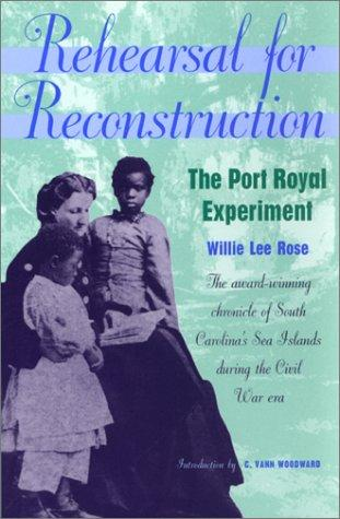Rehearsal for Reconstruction