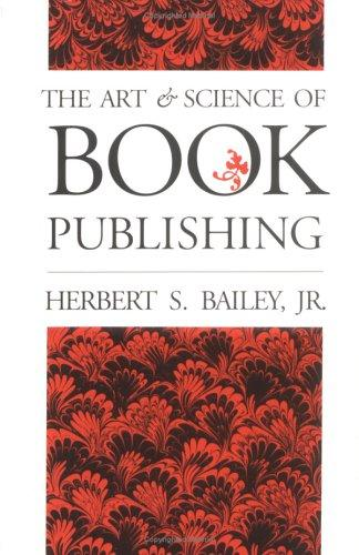 The art and science of book publishing
