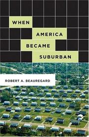 When America Became Suburban PDF Download