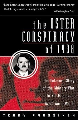 Download The Oster Conspiracy of 1938