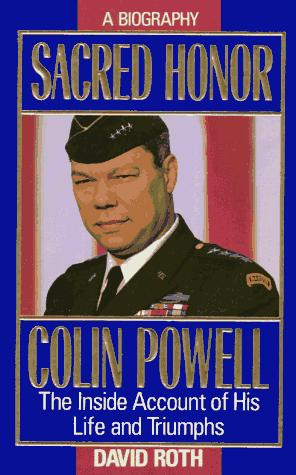 Download Sacred Honor: Colin Powell