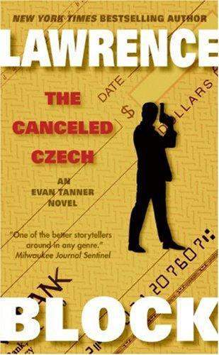 The Canceled Czech (Evan Tanner Mysteries)