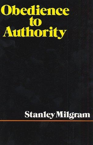 Download Obedience to Authority