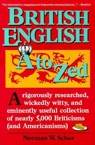 Download British English, A to Zed