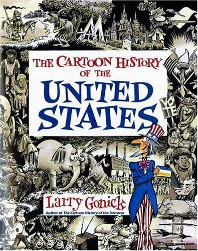 Download The cartoon history of the United States