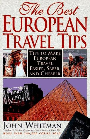 The Best European Travel Tips