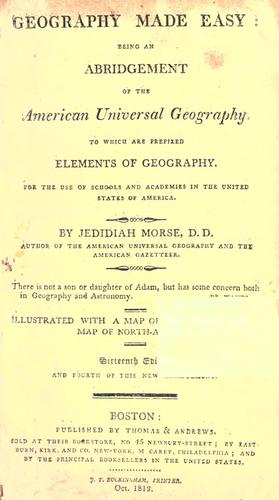 Download Geography made easy