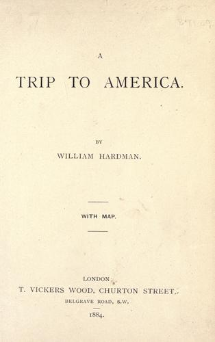 Download A trip to America.