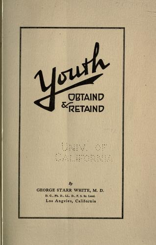 Youth obtaind and retaind.
