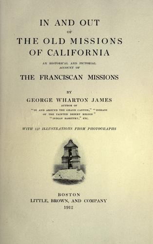 Download In and out of the old missions of California