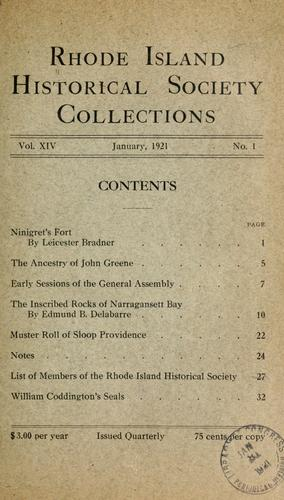 Download Rhode Island Historical Society collections.