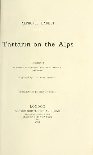 Tartarin on the Alps